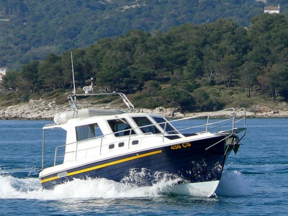 Location bateau Sas Vektor ADRIA 1002 à Marina Kornati sur Samboat