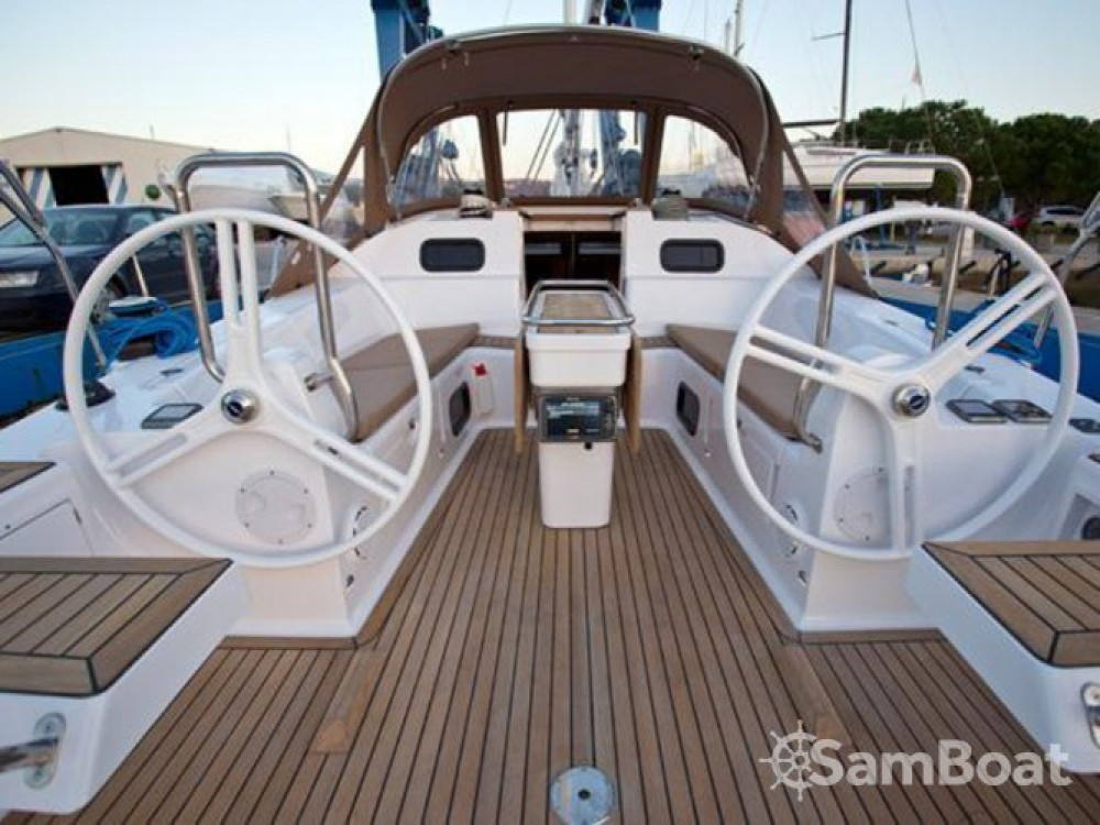 Location bateau Marina Kornati pas cher Elan 45 impression