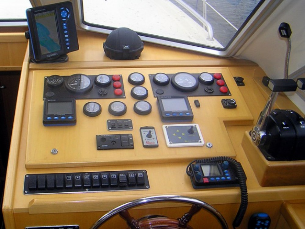 Location bateau Marina Kornati pas cher ADRIA 1002