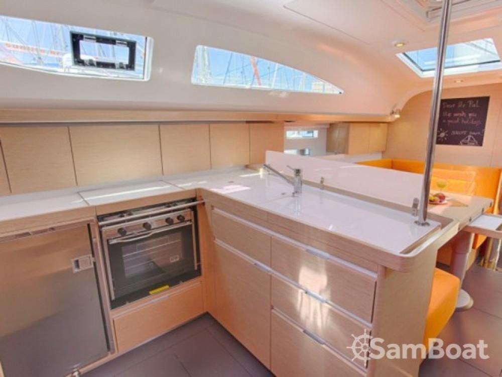 Location bateau Elan Elan 45 impression à Marina Kornati sur Samboat