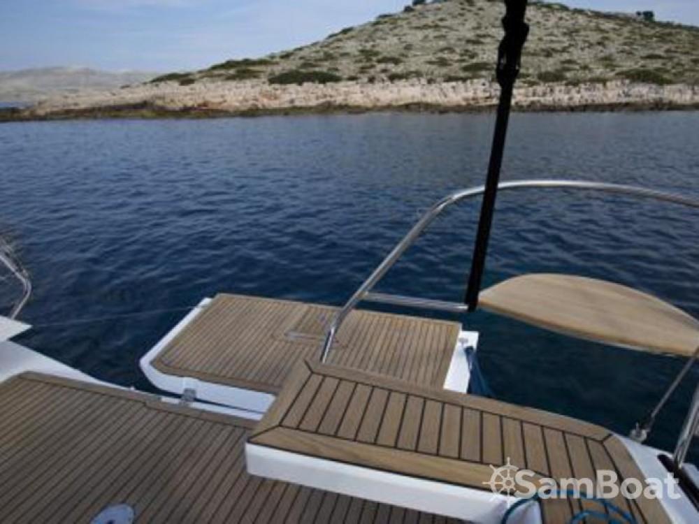 Location yacht à Marina Kornati - Elan Elan 45 impression sur SamBoat