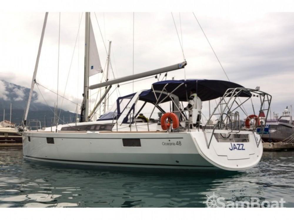Location bateau  pas cher Oceanis 48 (4 cabins)
