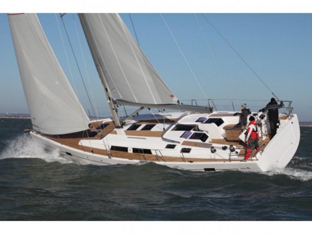 Location yacht à Marina Kaštela - Hanse Hanse 505 sur SamBoat