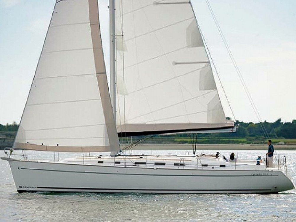 Jeanneau Sun Odyssey 44i entre particuliers et professionnel à Marina Gouvia