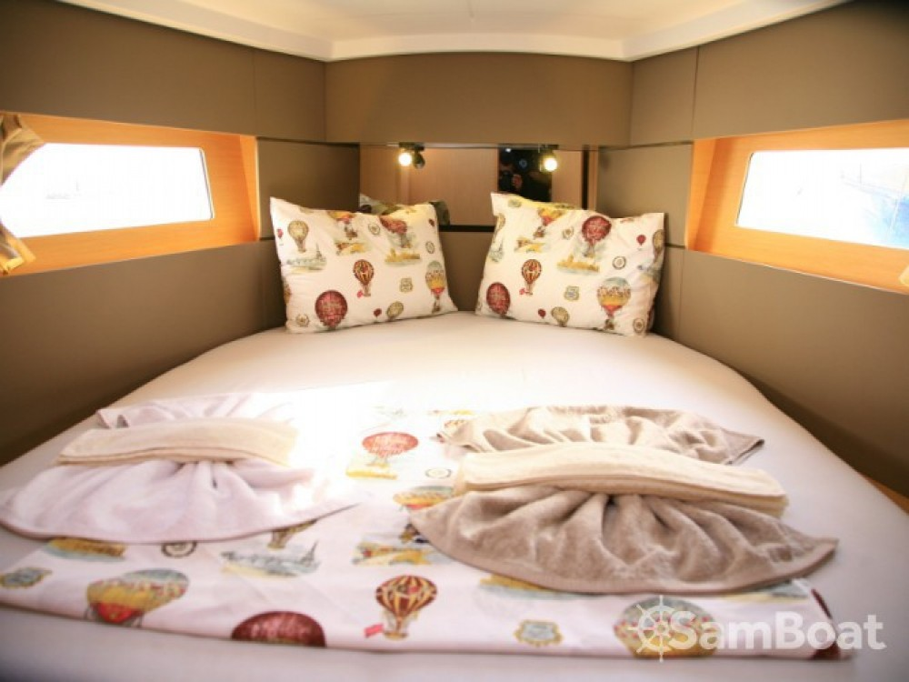 Location yacht à Marmaris - Bénéteau Beneteau - Oceanis 38 sur SamBoat