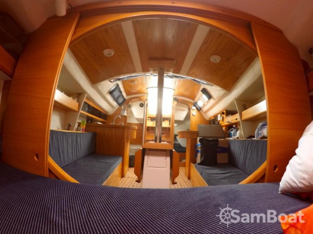 Location bateau Arcachon pas cher Feeling 306