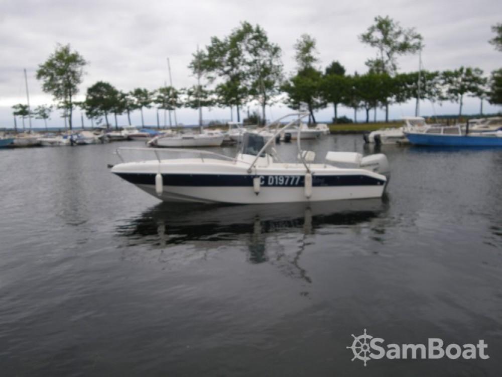 Location bateau Siegel-Auto-Plus-Boot SEABIRD610 WA à Parentis-en-Born sur Samboat