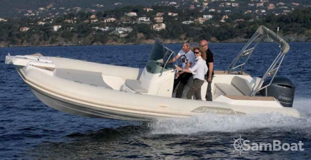 Location bateau Capelli Tempest 700 à Sète sur Samboat