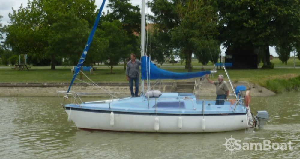 Location yacht à Mortagne-sur-Gironde - Aloa Aloa 25 sur SamBoat
