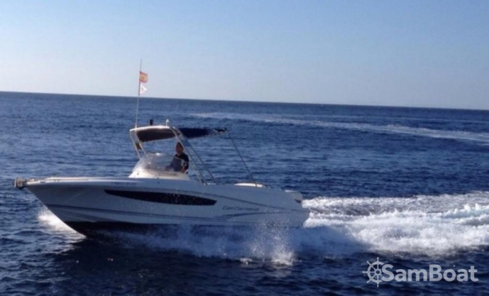 Alquiler de barcos Ciudadela barato de Cap Camarat 7.15