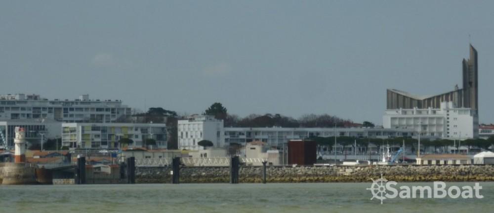 Louer Voilier avec ou sans skipper Aloa à Mortagne-sur-Gironde