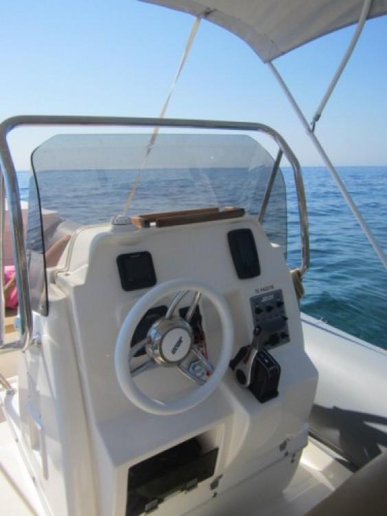 Location yacht à Hyères - Joker Boat Clubman 23 sur SamBoat