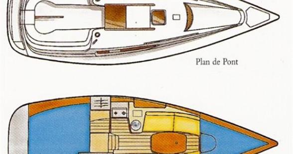 Location Voilier à Arzon - Jeanneau 29.2