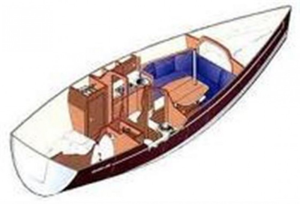 Location bateau Delher 29 à Arzon sur Samboat