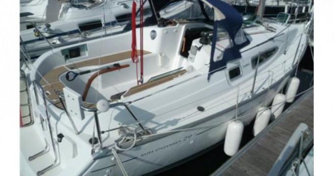 Location bateau Jeanneau 29.2 à Arzon sur Samboat