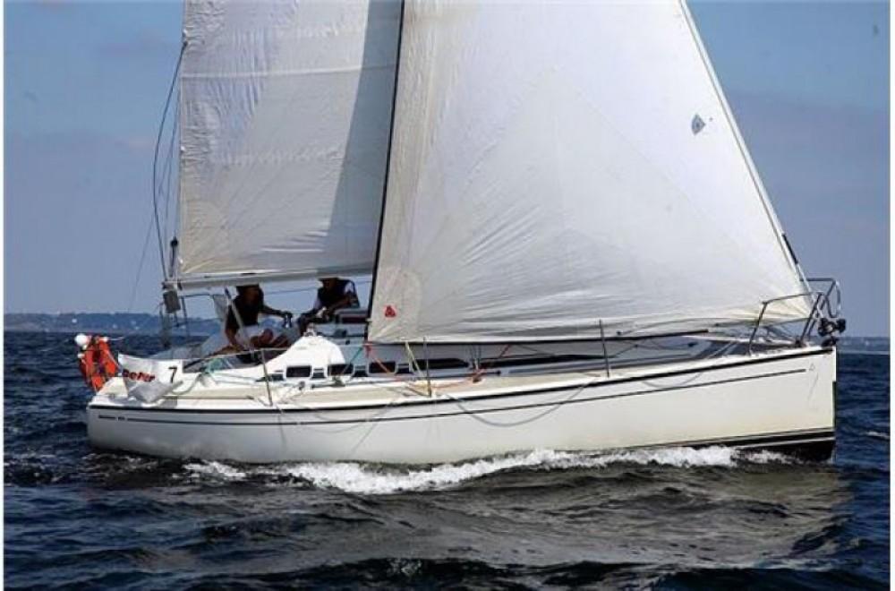 Location yacht à Arzon - Delher 29 sur SamBoat