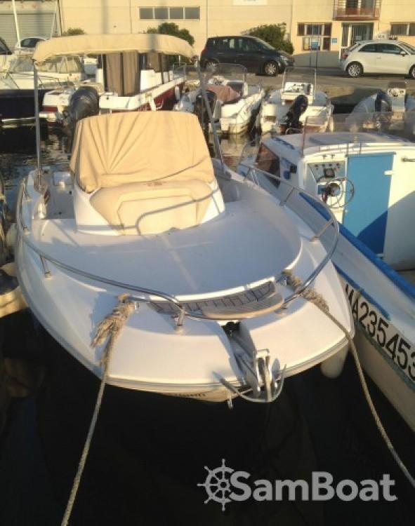 Sessa Marine Key Largo entre particuliers et professionnel à Marseille