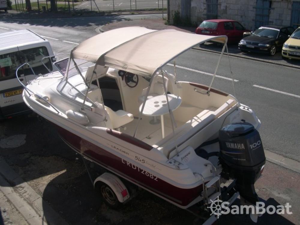Location yacht à Rochefort - Jeanneau 545 sur SamBoat