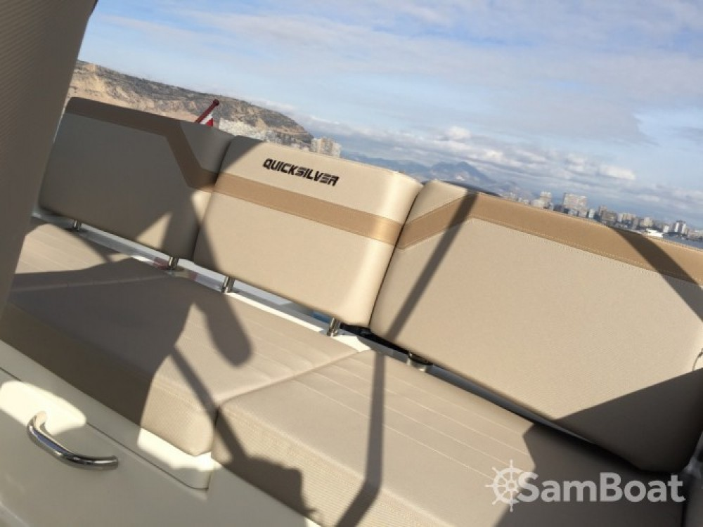 Location yacht à Alicante - Quicksilver Activ 605 Open sur SamBoat