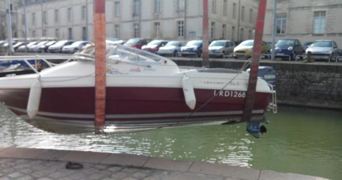 Louez un Jeanneau 545 à Rochefort