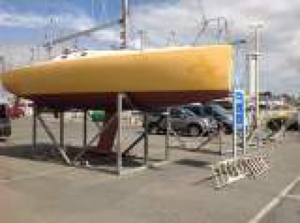 Gl-Composite DJANGO 75 Quillard entre particuliers et professionnel à Port du Crouesty