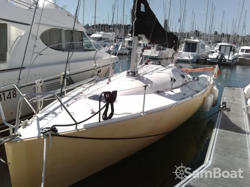 Location bateau Gl-Composite DJANGO 75 Quillard à Port du Crouesty sur Samboat