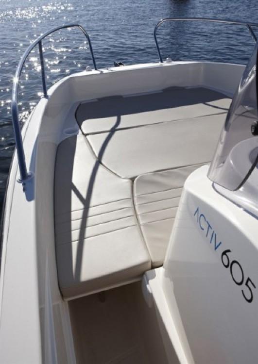 Quicksilver Activ 605 Open entre particuliers et professionnel à Marseille