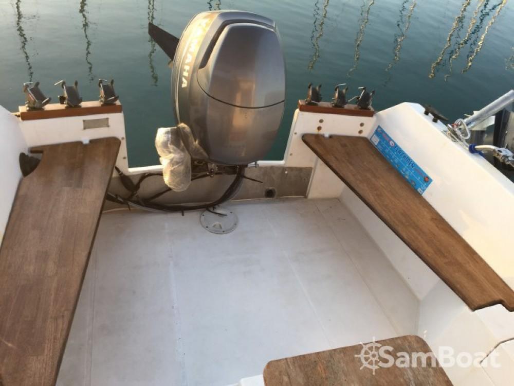 Location Bateau à moteur à Palavas-les-Flots - Mar-Import Clear Liner 600 Cabine