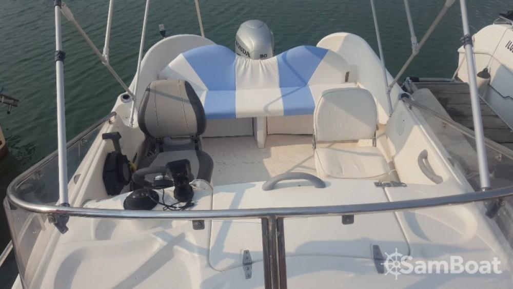 Louer Bateau à moteur avec ou sans skipper Lema à Isla Cristina