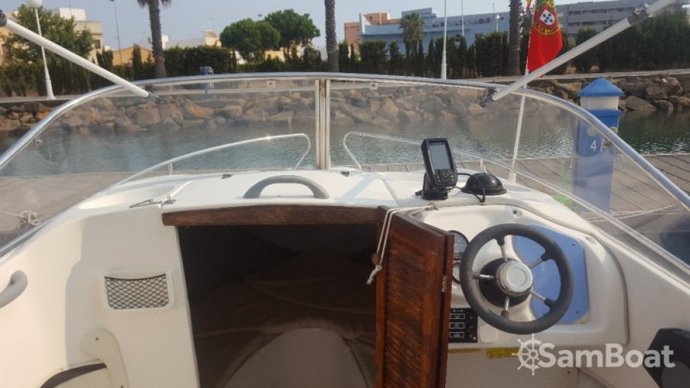 Alquiler de barcos Isla Cristina barato de Expression