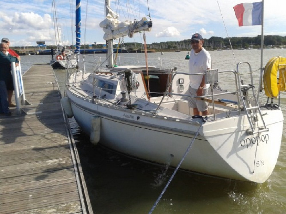 Location yacht à Arzal - Jeanneau Aquila sur SamBoat