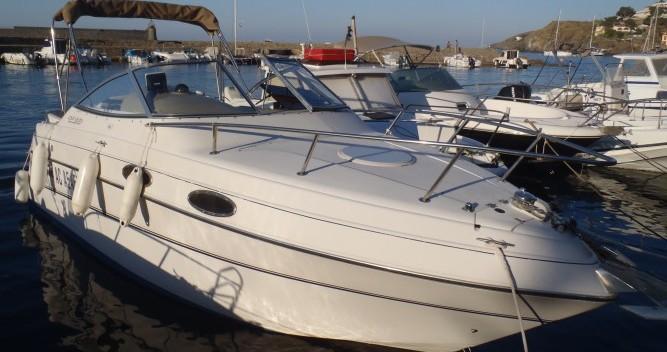 Location yacht à Collioure - Four Winns Vista 238 sur SamBoat