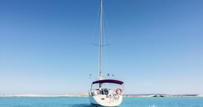 Alquiler Velero en Club Naútico Ibiza - Bénéteau Oceanis 311 Clipper