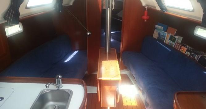 Alquiler de yate Club Naútico Ibiza - Bénéteau Oceanis 311 Clipper en SamBoat