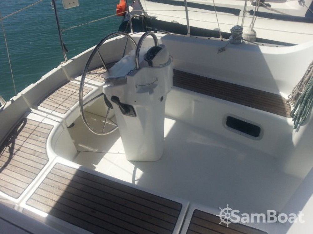 Hire Sailboat with or without skipper Bénéteau Club Naútico Ibiza