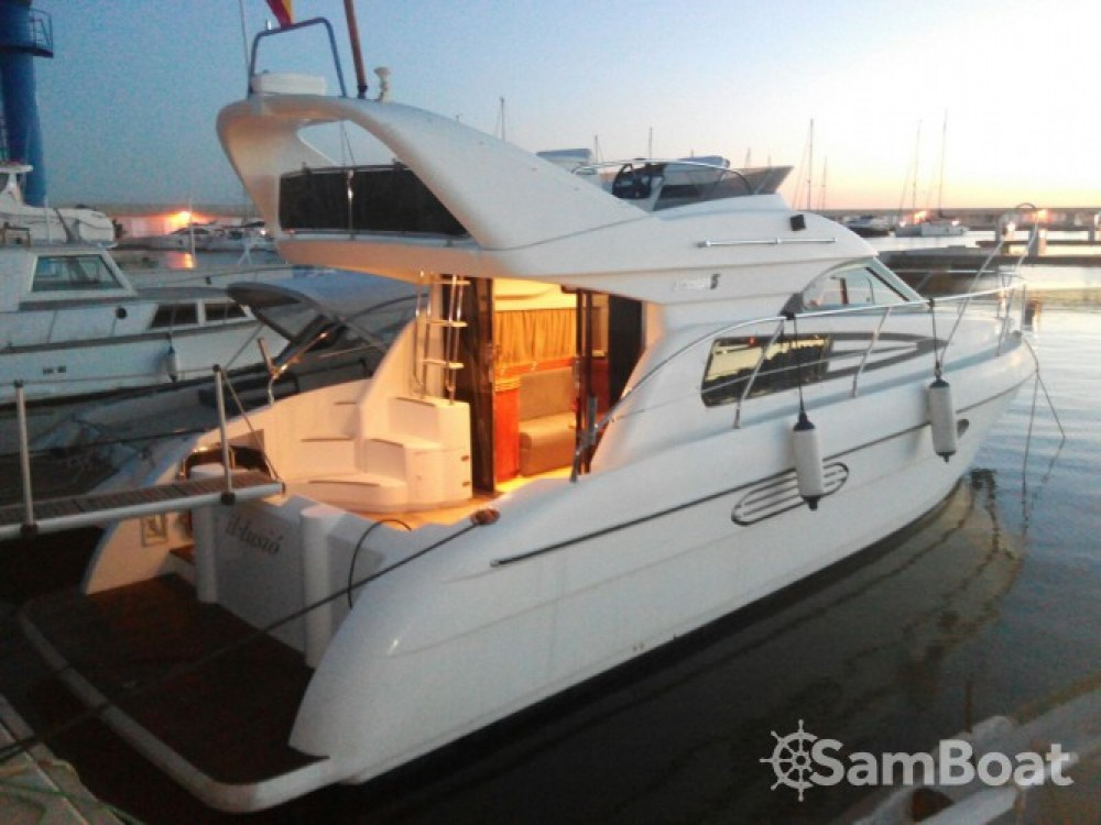 Location Yacht à Sitges - Astondoa Astondoa 35 Fly