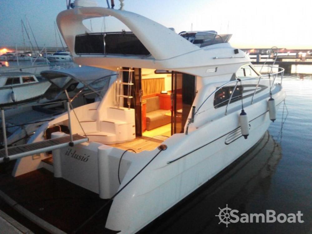 Yacht à louer à Sitges au meilleur prix