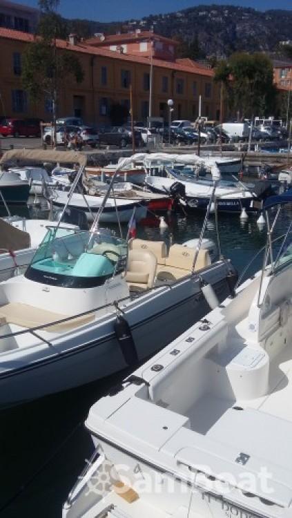 Louer Bateau à moteur avec ou sans skipper Nordkapp à Villefranche-sur-Mer