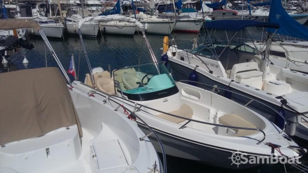 Location yacht à Villefranche-sur-Mer - Nordkapp 600 ENDURO sur SamBoat