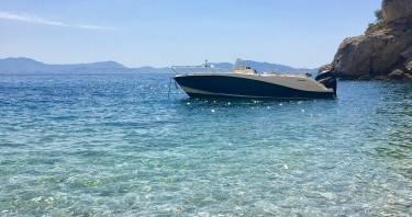 Location Bateau à moteur à Marseille - Quicksilver Activ 675 Open