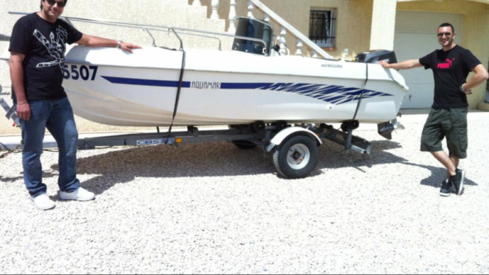 Location yacht à Marseille - Aquamar Vulcanissimo sur SamBoat