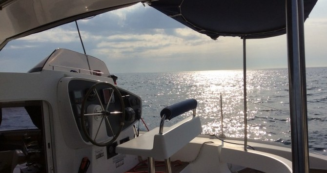 Location yacht à Arcachon - Fountaine Pajot Lavezzi 40 sur SamBoat