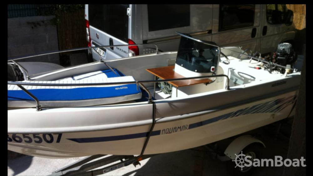 Louer Bateau à moteur avec ou sans skipper Aquamar à Marseille