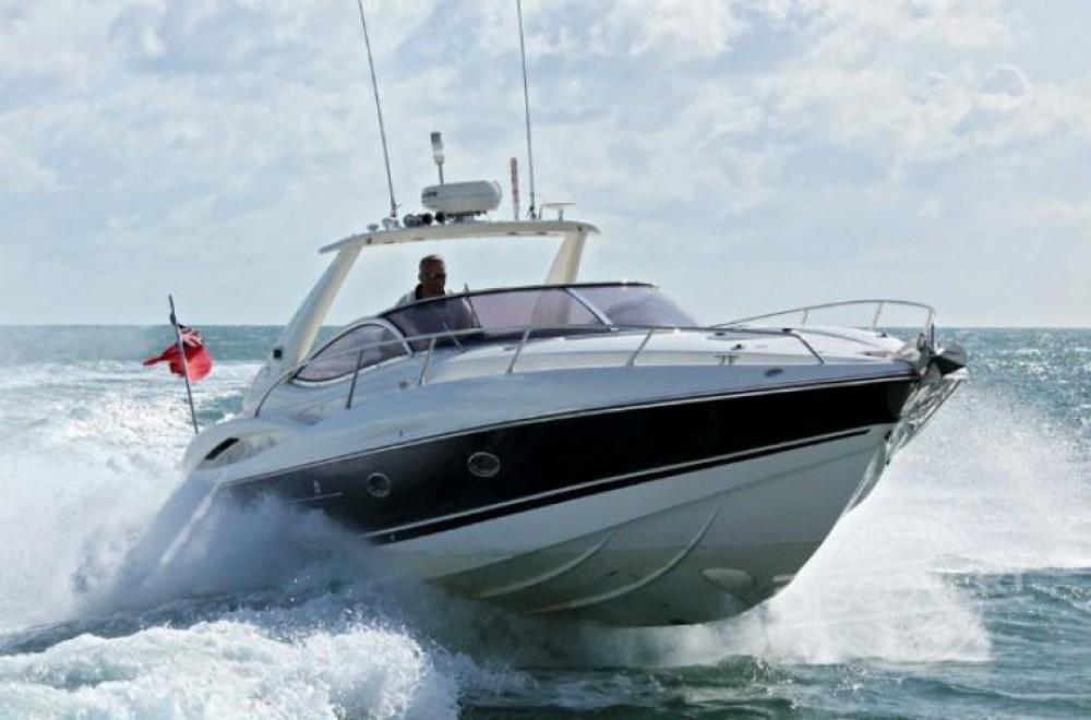 Sunseeker Superhawk 40 entre particuliers et professionnel à Marbella
