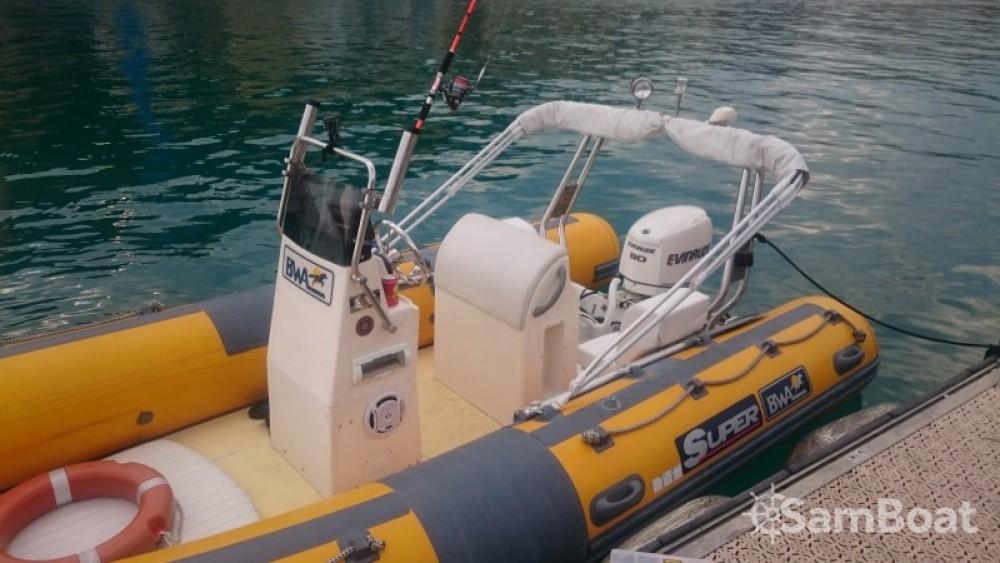 Location bateau Master 550 à Saint-Laurent-du-Var sur Samboat