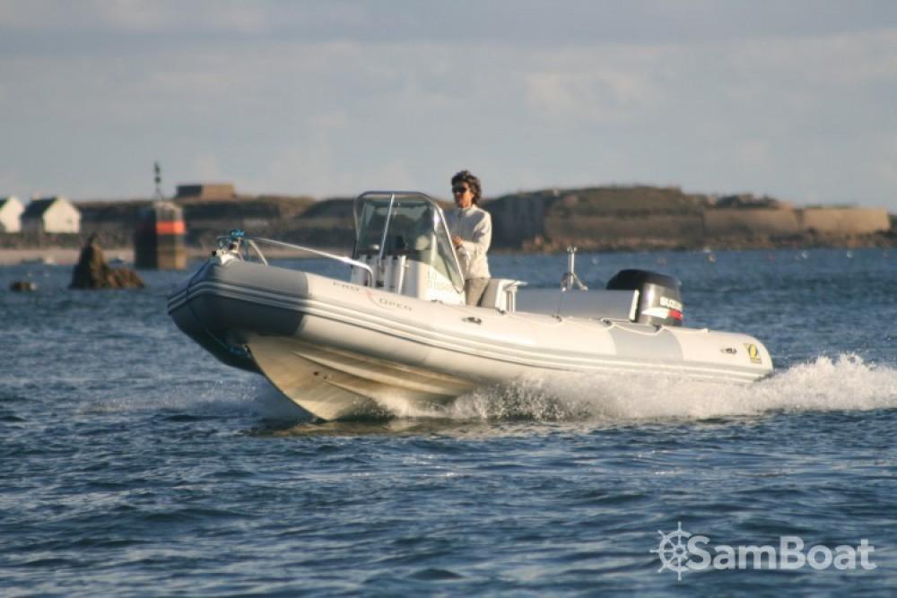 Location yacht à Lorient - Zodiac Pro Open sur SamBoat