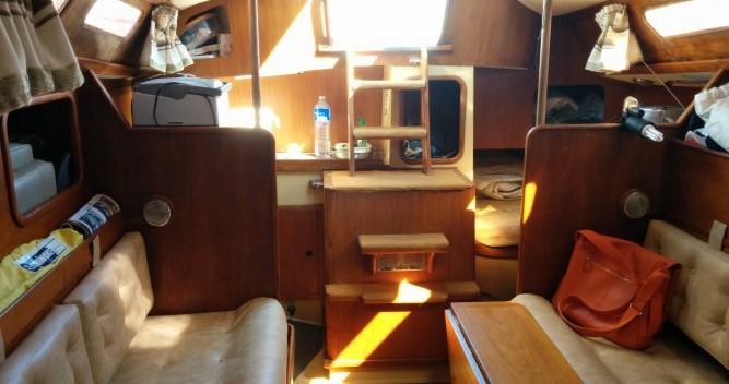 Location yacht à Saint-Jean-de-Luz - She-Sparkman-Stephens SHE33 sur SamBoat