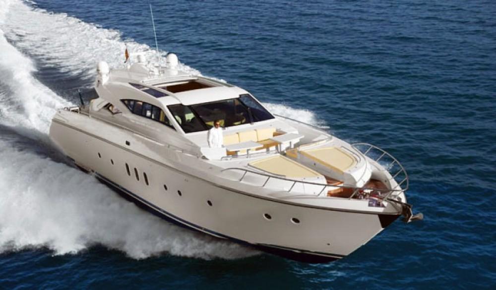 Location yacht à Marina Botafoch - Dalla-Pieta 72 sur SamBoat