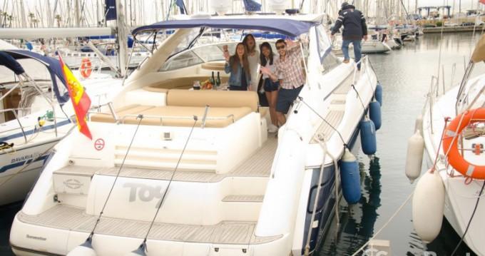 Louer Bateau à moteur avec ou sans skipper Sunseeker à Barcelone