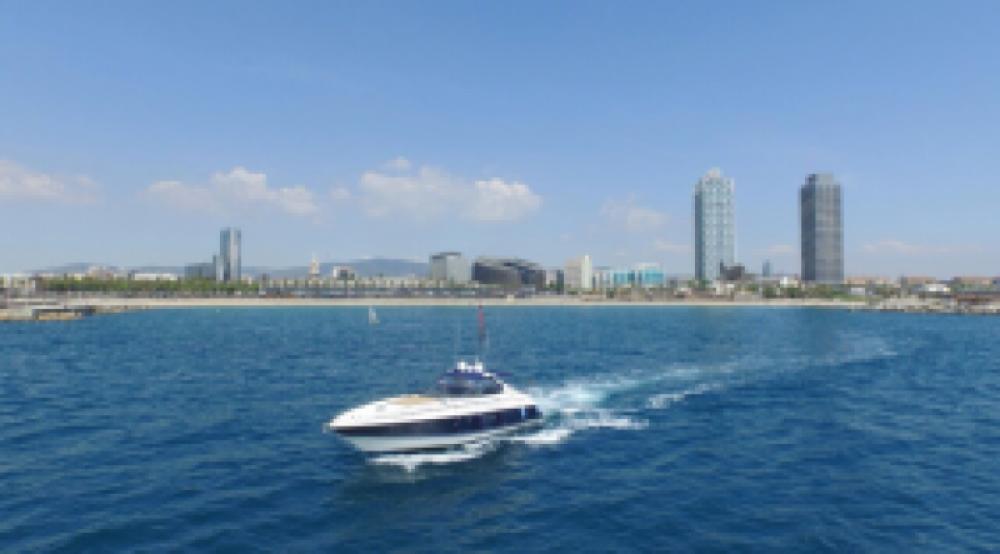 Louer Bateau à moteur avec ou sans skipper Sunseeker à Port Olímpic